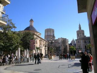 AP. GRANDE, PLAZA VIRGEN, Valence