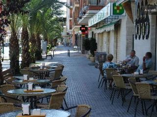 Casa Airon is within a reasonable walking distance to the Village of La Marina.