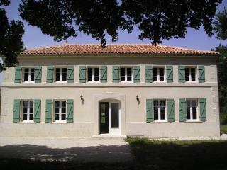 Les Vignes 5 bedroom house
