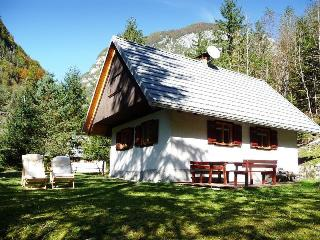 Holiday house Trenta, Bovec