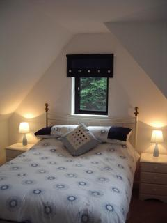 Double bedroom at The Coach House