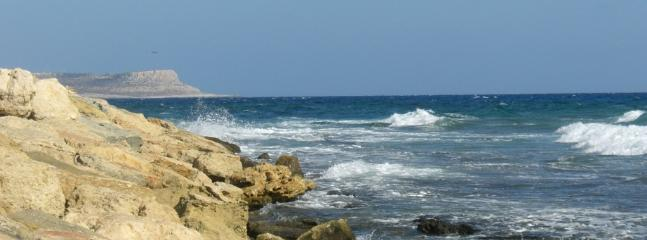 Ayia Napa, view of Cape Greco