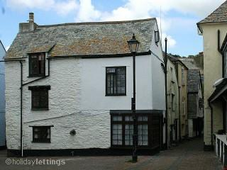 Smuggler  Cottage, Looe