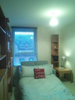 Second bedroom in sleeping format