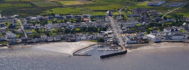 Ariel photo of Bowmore Islay