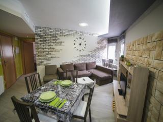 Apartamento a 4 min Plaza Pilar con garaje opciona