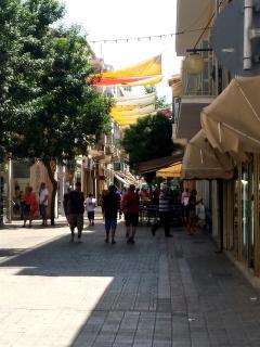 Nicosia town centre