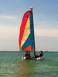 Sailing club
