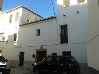 Entrance of Casa Sol y Aire