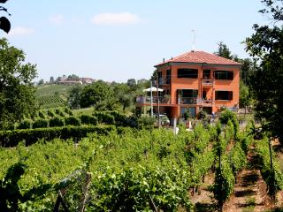 Villa I Due Padroni B&B with pool near Milan, Montecalvo Versiggia