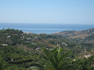 Superb Mediterranean Sea views from the large private South facing Balcony.