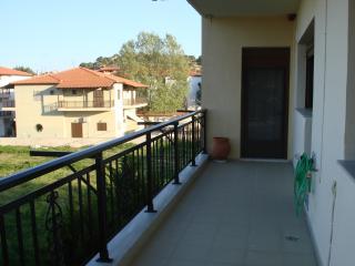 Ormos Panagias super cosy flat 50m from sea, Halkidiki