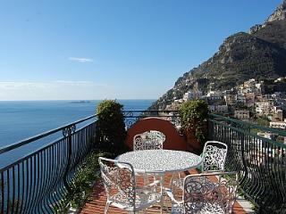 7 bedroom Villa in Positano, Campania, Italy : ref 5228750