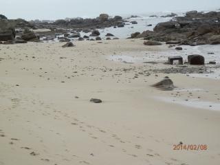 Maison de pêcheurs 150 m mer