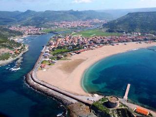 Casa sulla spiaggia Porto Alabe