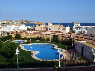 Costa Serena 421 -Wonderful sea views,2 minute walk to beach. Free WIFI