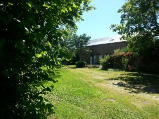 Gîte la Grange d´Ajas Fachada 2