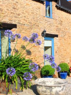 Orchid Barn luxury couples cottage Brittany