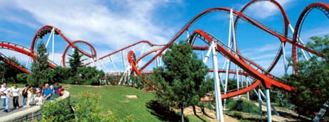 Salou - Port Aventura Theme Park