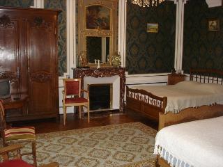 chambre dorée(4 pers)
