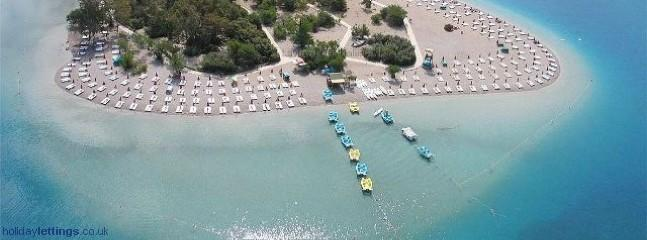 Blue Lagoon at Oludeniz
