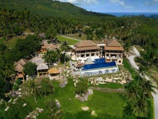 Samui Ridgeway Estate and Spa set on 2.5 acres,totally private and secure,great for groups