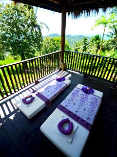 thai massage in jungle sala