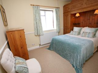 Double Bedroom - choice of bedding to suit, warm and light.