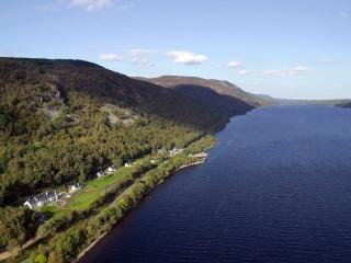 Stunning Loch Ness location - overlooking the loch