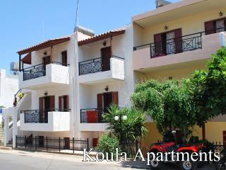 Winter Apartment in Stalis