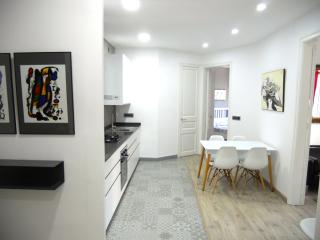 Luxury-Vintaze apartment in Centre of Barcelona, Barcellona