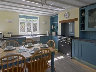 Brand new luxury kitchen
