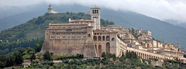 Assisi medieval