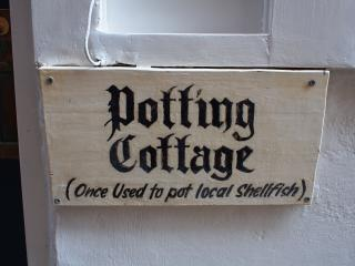 Potting Cottage, Hastings
