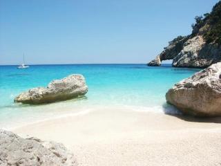 Scorcio spiaggia del Golfo di orosei