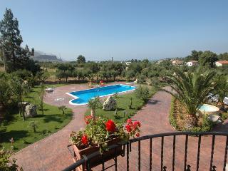 Villa Giara to rent Sicily, Castellammare del Golfo