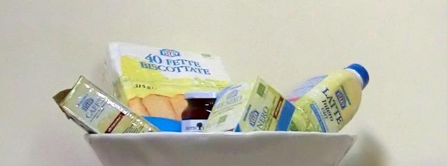 Nell'appartamento troverete un kit di benvenuto con prodotti biologici per la colazione