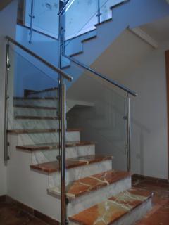 Escalera Interior del Ático Dúpex