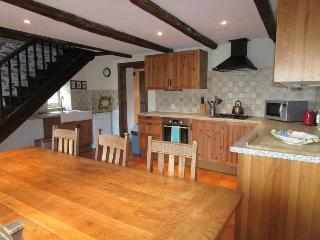 Large kitchen diner