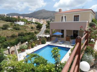 Holiday Villa Clio. Aloni Villas, Rethymnon