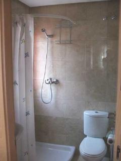 Separate Shower Room adjacent bedroom 2.