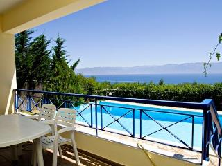 Villa Theresa. EOT licensed. Sea view, Private pool.