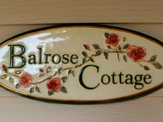 Cottage plaque
