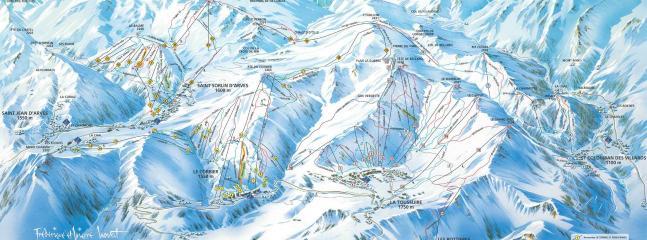 Domaine skiage Les Sibelles