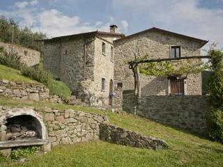 Renovated House in Rebuilt Tuscan Village