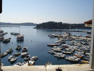 Sea view in heart of Rovinj