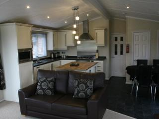 Fully equipped kitchen in the Monach range