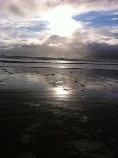 Waterville beach November 2011