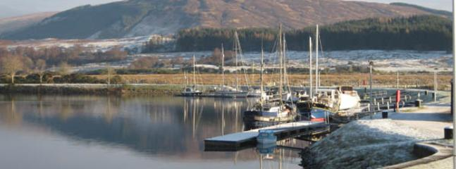 Marina at Gairlochy 1 Mile