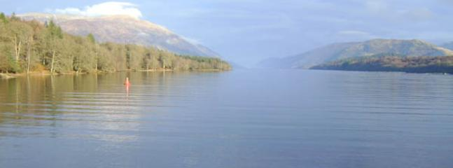 Loch Lochy and the Great Glen